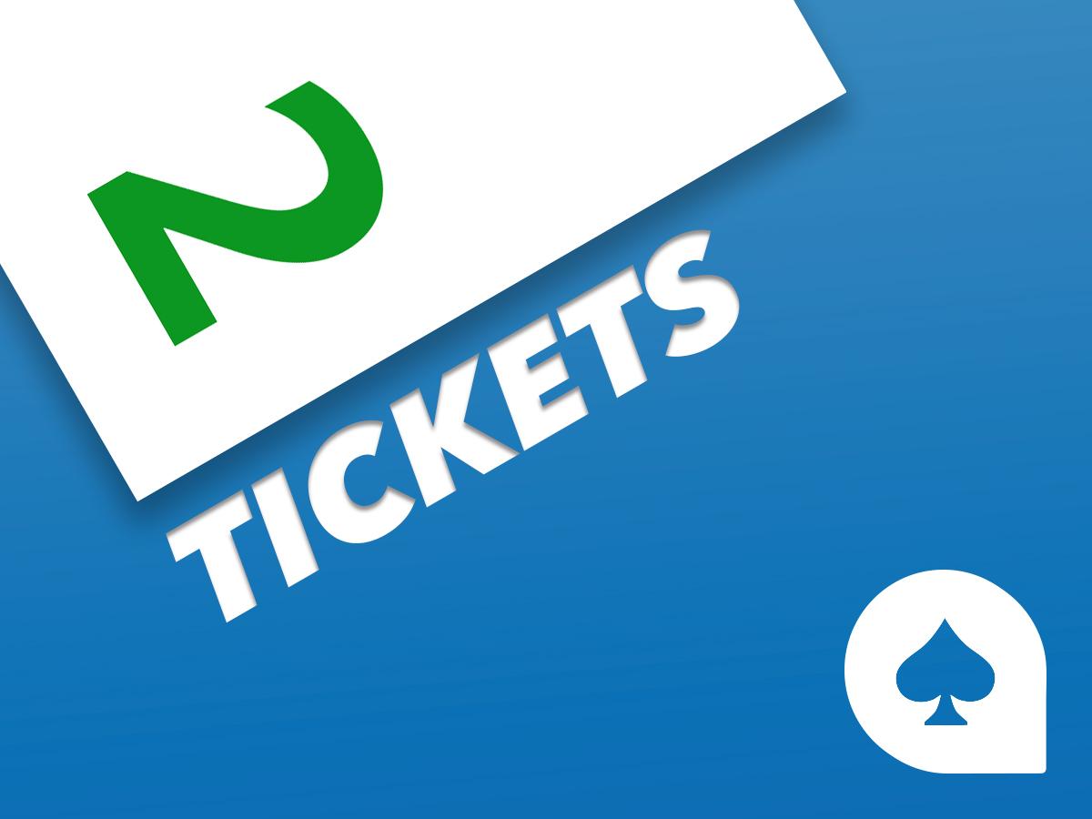 Nieuw ticketsysteem Days of Poker uitleg