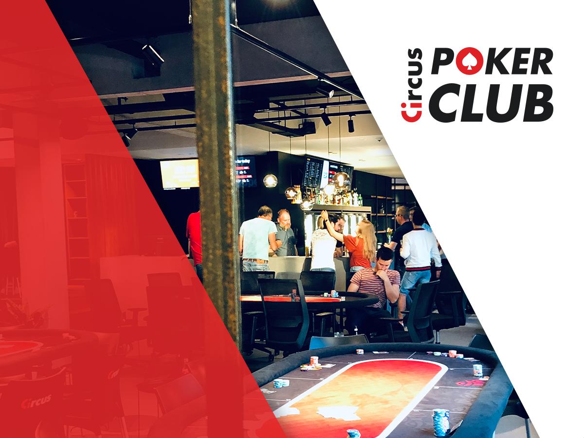 Najaar 2019 Circus Poker Club