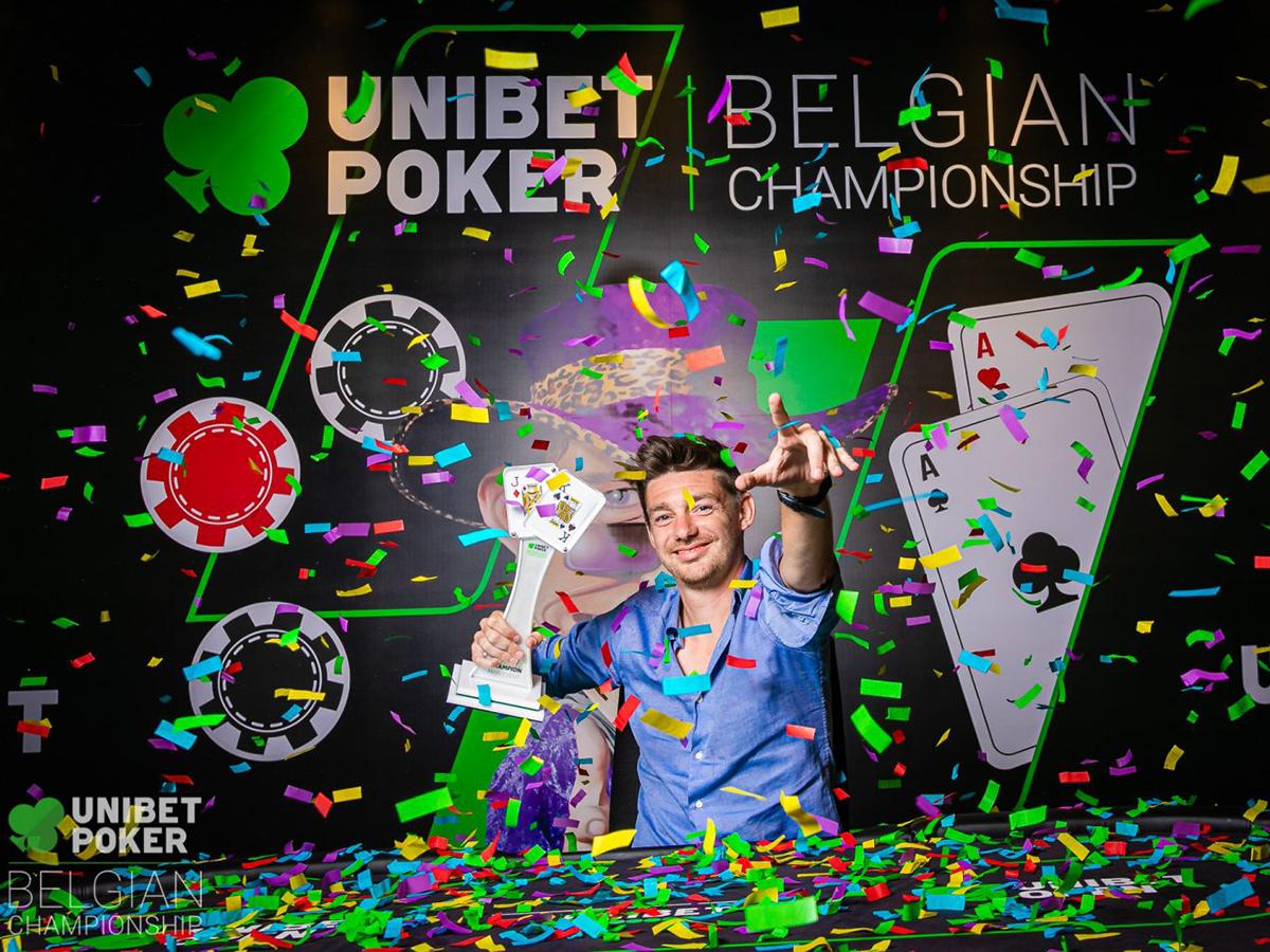 Unibet Poker Belgian Championship 2019