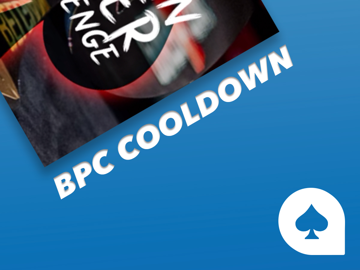 BPC Cooldown Recap
